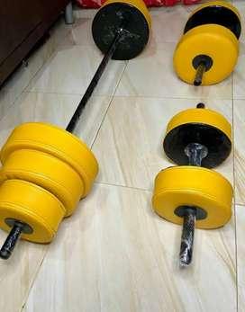 Kit pesas completo buen precio garantia