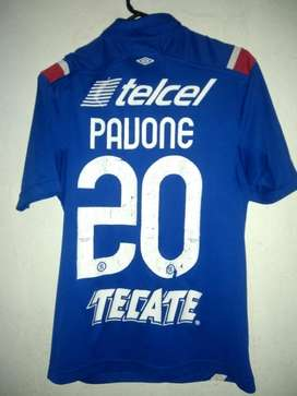 Camiseta Original Cruz Azul Mexico