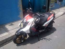 Yamaha BWS 125X,