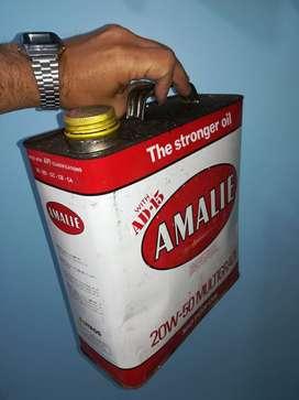 Lata de aceite Amalie
