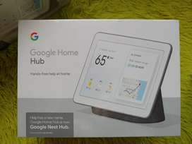 Vendo Google Home hub nuevo original