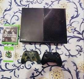 Xbox one excelentes condiciones