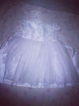 Vestido de gala (niña) 2 años