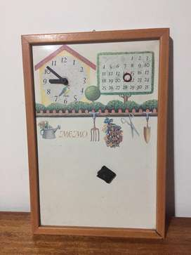 Reloj americano 43cmx 33 cm