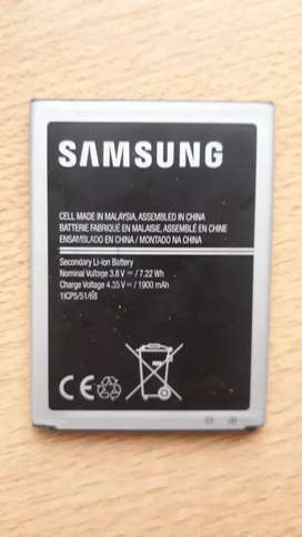 Vendo batería Samsung