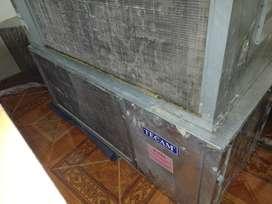 Aire acondicionado tipo paquete condensado por agua