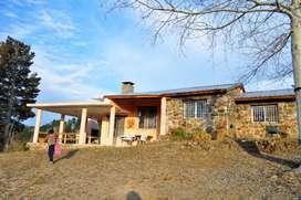 Casa de Campo en terreno de 7.000 m2