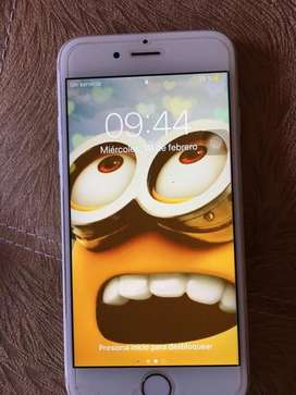 Vendo iphone 6s de 64 gb libre de todo