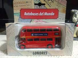Autobús De Londres - Autobuses Del Mundo