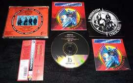Phantom - CyberChrist edición japonesa (speed metal - thrash)