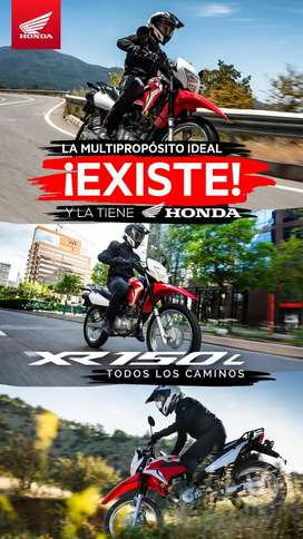 Honda XR 150L okm  tomo tomo tu usada
