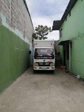 Vendo camión cronos 2013 reparado 2.5 toneladas con furgón seco cero multas
