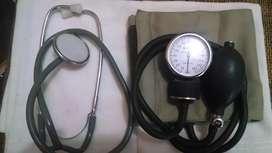 Medidor de presion arterial análogo marca DOCTOR made in japan