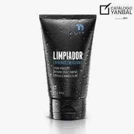 LIMPIADOR EXFOLIANTE TITANIUM DE YANBAL - UNIQUE