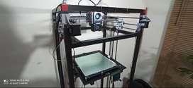 Impresora 3D Gigante con área de impresión de 30x30x100cm