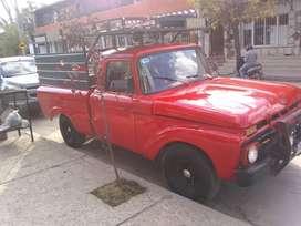 Vendo Ford F100 Modelo 67'
