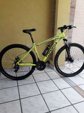 Vendo bicicleta top mega nueva rodado 29 .. pido 20.000