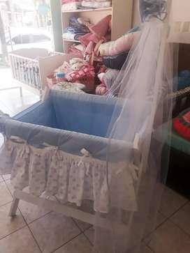 Catre para bebé
