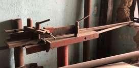 Maquina Dobladora de Tubo Manual