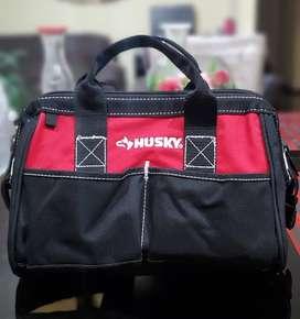 Husky 12 In Tool Bag Bolsa De Herramientas
