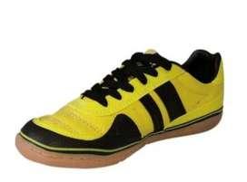 Zapatos Tenis Munich Lona Tela Futsal Fútbol Salon