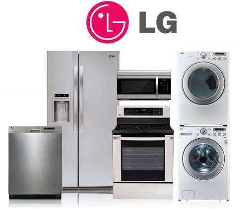 Servicio LG - Reparación de neveras y lavadoras LG