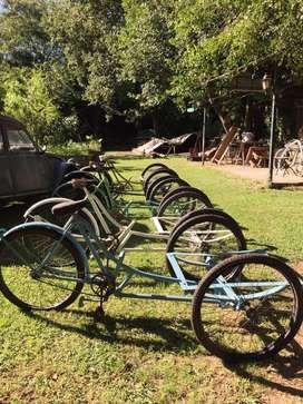 Antiguos Triciclos de Reparto