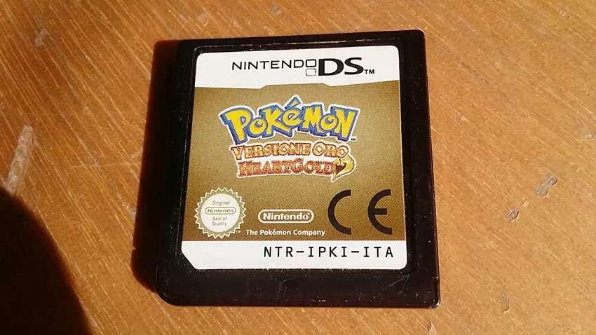 Pokemon version HeartGold 0
