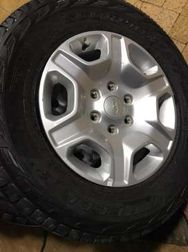 Llantas para ford ranger limited