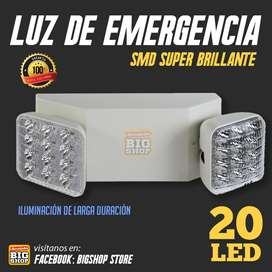 Lámpara de emergencia LED