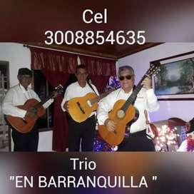 Trío en Barranquilla