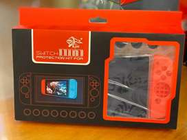 Kit protector Nintendo switch