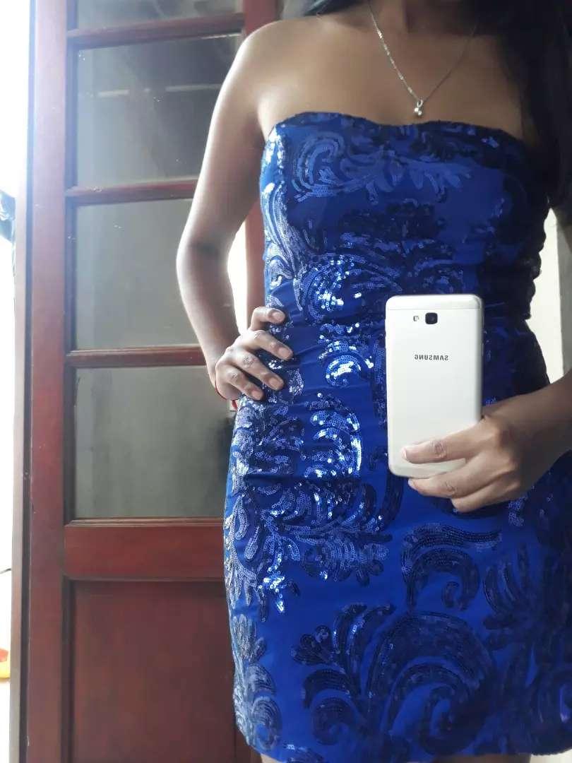 Vestido de fiesta 0
