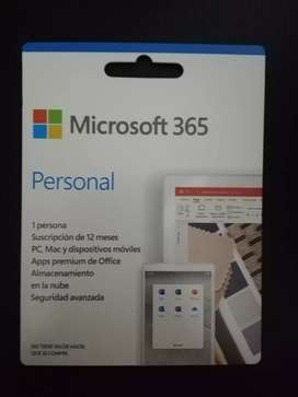 Office 365 Personal 12 meses