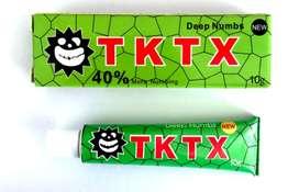 Tktx - Dorado, Amarillo o Verde Crema Anestesia