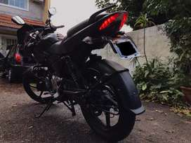 Rouser impecable 135cc