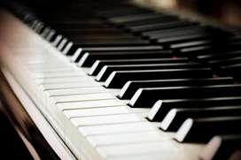 Dicto clases de piano y organeta a domicilio y virtuales