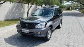 Hyundai Terracan 2005 4x4 Gasolina