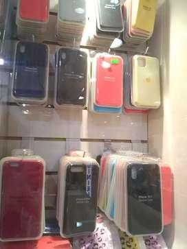 Silicone cases iPhone