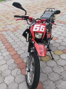 Moto Ranger 200 año 2015