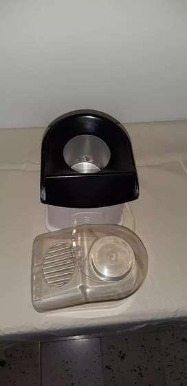 Máquina de hacer palomitas (crispetas)