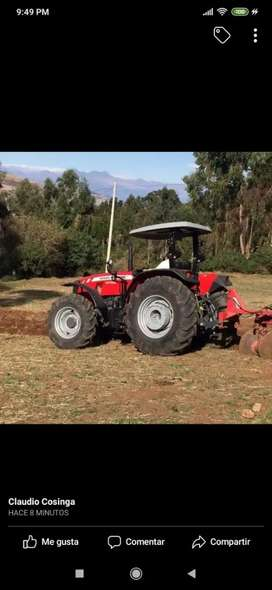 Venta de Tractor