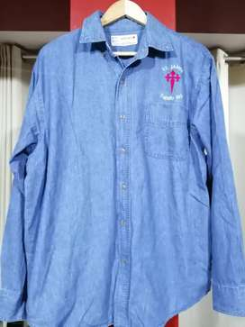 Camisa de varón