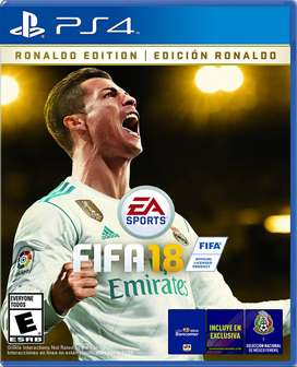 FIFA 18 (Ronaldo Edition) - PlayStation 4