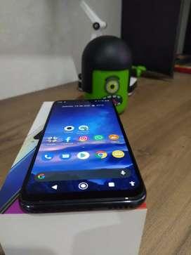Xiaomi mi A3 black 4 ram 64 GB