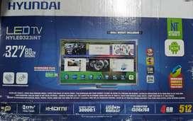 """HYUNDAI LED TV 32""""-80CM"""