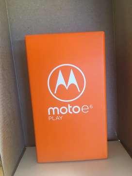 Motorola e6 play 32gb