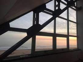 Departamento inmejorables vistas frente al mar