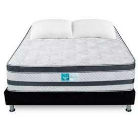 Base cama con colchón nuevo