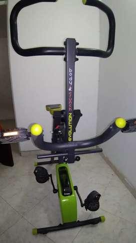 Body Crunch Evolution multifuncional bicicleta